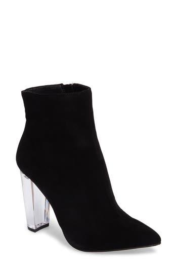 Women's Jessica Simpson Teddi Crescent-Heel Bootie