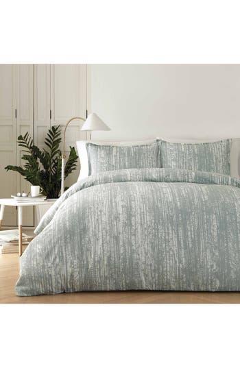 Marimekko Pihkassa Comforter & Sham Set, Size Twin - Green