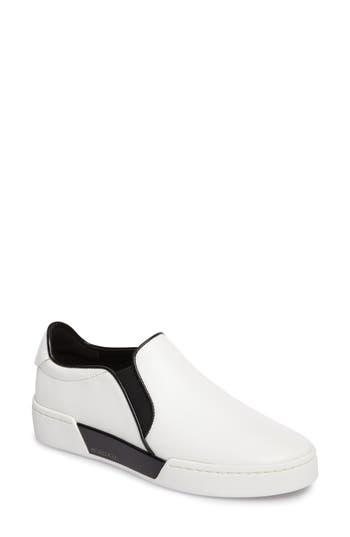 Michael Michael Kors Brenden Slip-On- White