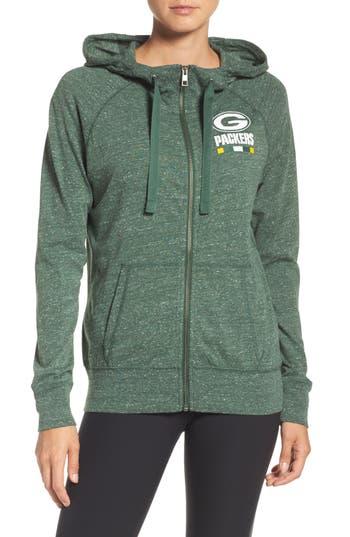 Nike Nfl Zip Hoodie, Green