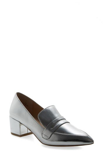 Charles By Charles David Wilma Pump- Metallic