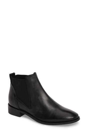 Topshop King Chelsea Boot - Black