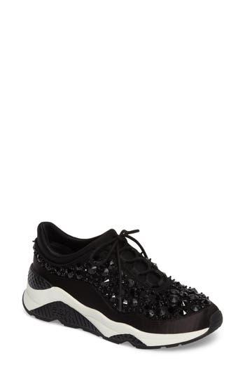 Ash Muse Beads Sneaker Black