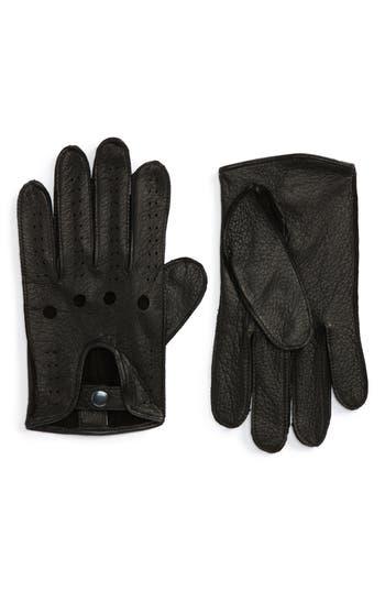 Nordstrom Men's Shop Leather Driving Glove