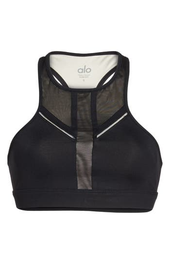 Alo Half Moon Sports Bra
