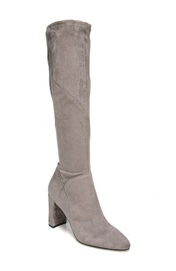 Sarto By Franco Sarto Flavia Knee High Boot, Grey