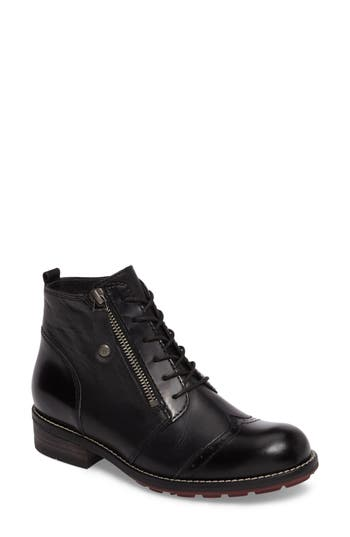 Wolky Millstream Boot - Black
