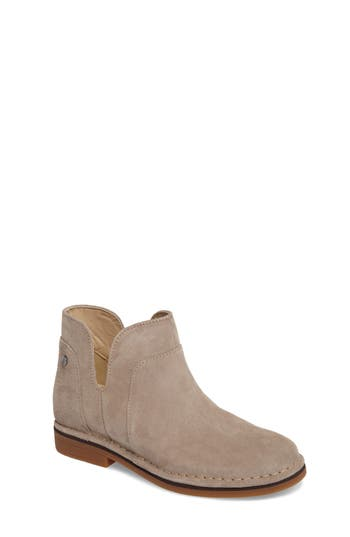Hush Puppies Claudia Catelyn Bootie- Beige