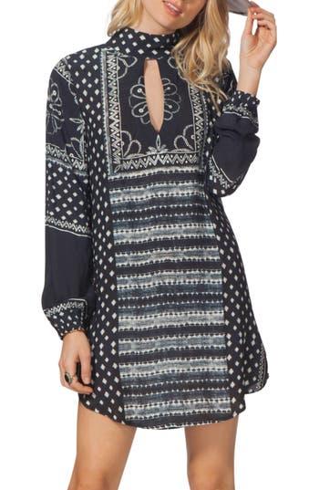 Rip Curl Silverstone Shift Dress, Black