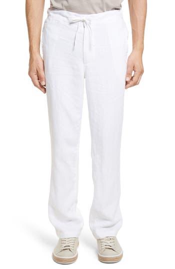 Men's Onia Collin Linen Pants