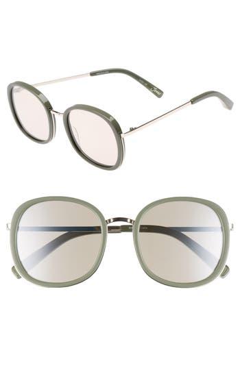 Elizabeth and James Jones 51mm Round Sunglasses