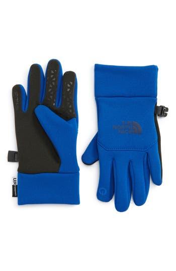 Boys The North Face Etip Gloves