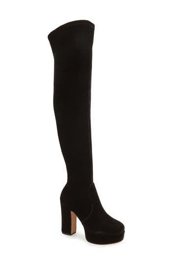 Avec Les Filles Linnea Over the Knee Platform Boot