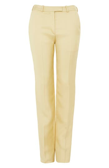 Women's Topshop Textured Trousers
