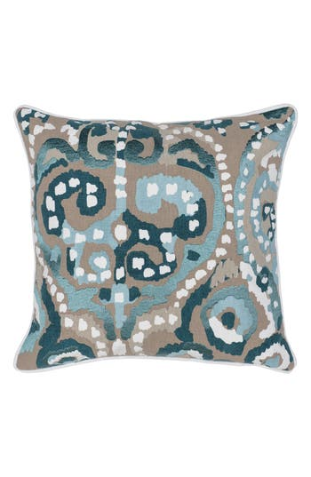 Villa Home Collection Mina Accent Pillow, Size One Size - Blue