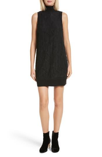 Rag & Bone Sofiya Lace Dress, Black