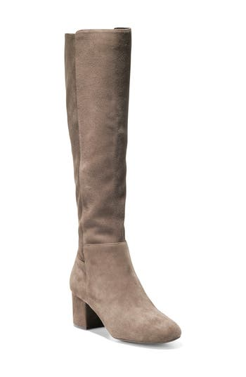 Cole Haan Lyric Knee-High Boot B - Grey