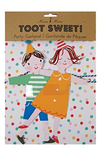 Meri Meri Toot Sweet  Childrens Garland