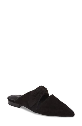 Jeffrey Campbell Charlin Bow Mule, Black