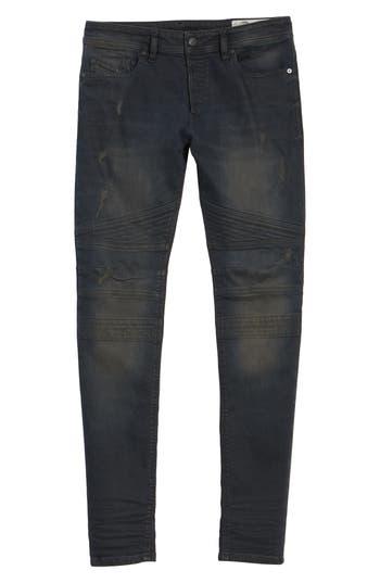 Diesel Fourk Skinny Fit Jeans, Black