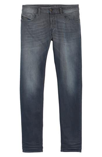 Diesel Sleenker Skinny Fit Jeans - Blue
