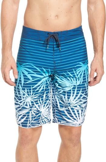 Billabong 73 Og Print Board Shorts, Blue