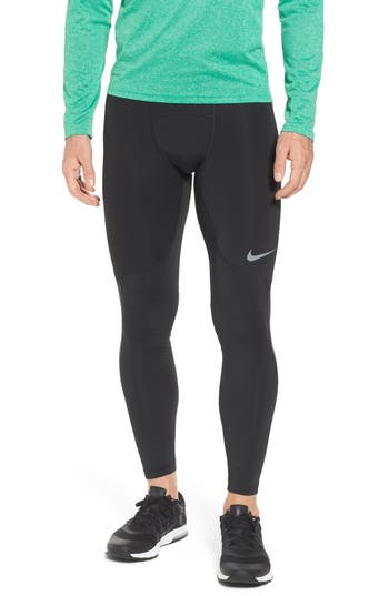 Nike Pro Hyperwarm Tights, Black