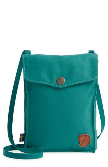 Fjallraven Pocket Crossbody Bag - Green
