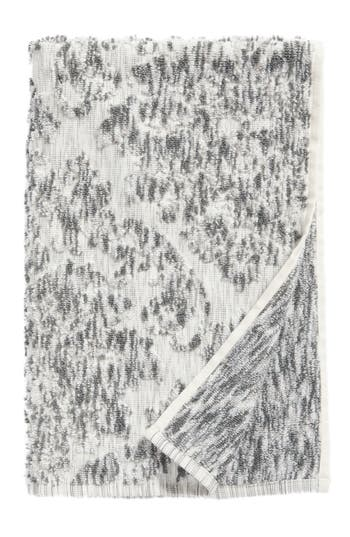 Nordstrom At Home Easton Hand Towel, Size One Size - Grey