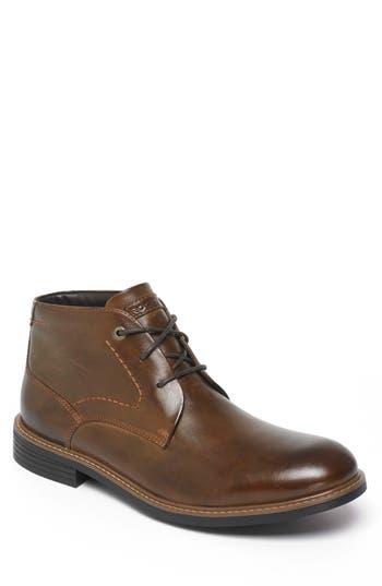 Rockport Classic Break Chukka Boot- Brown