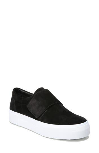 Vince Cage Sneaker, Black