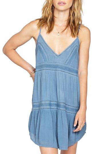 Amuse Society Summer Light Dress, Blue