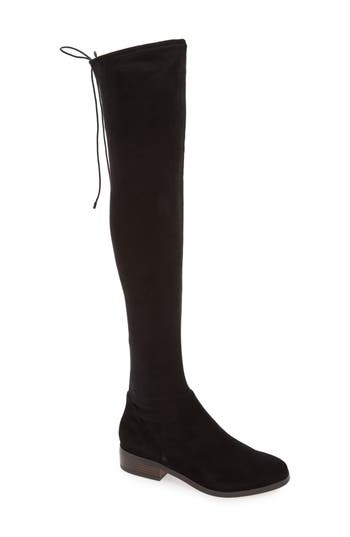 Sole Society Ravenna Over The Knee Boot, Black