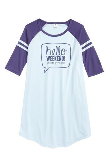 Girls Tucker  Tate Graphic Sleep Shirt