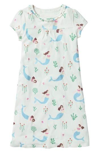 Toddler Girls Mini Boden Print Nightgown