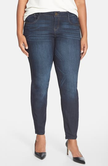 'Super Smooth' Stretch Skinny Jeans