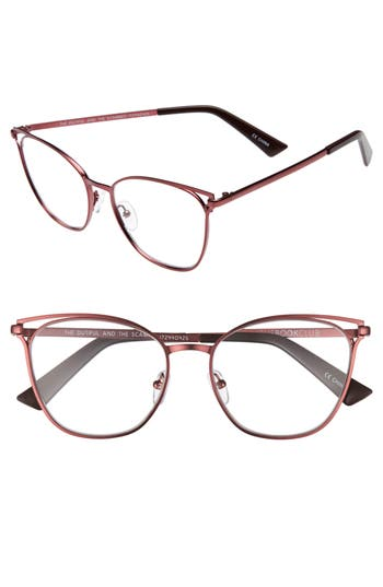 The Bookclub The Dutiful And The Scammed 53mm Reading Glasses