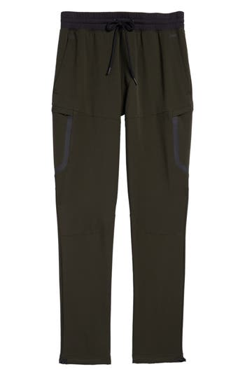 Under Armour Sportstyle Elite Cargo Track Pants, Green