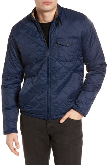 Barbour Ard Quilted Jacket, Blue