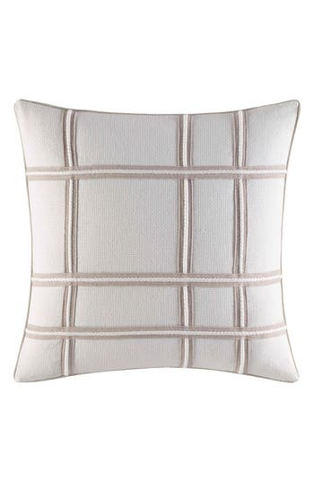 Nautica Abbot Rope Applique Accent Pillow, Size One Size - White