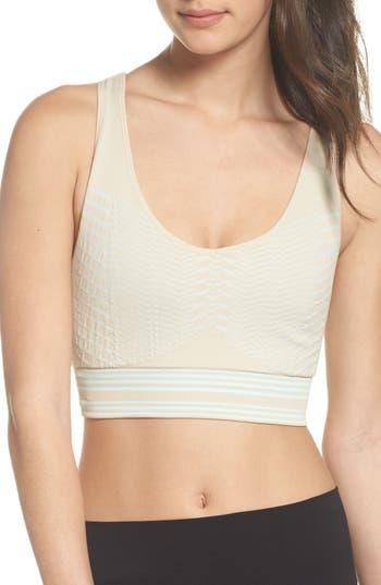 Climawear Cadence Sports Bra, Beige