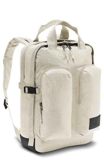 The North Face Mini Crevasse Backpack - White