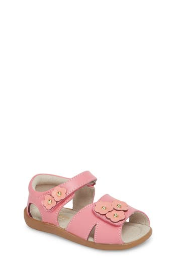 Toddler Girls See Kai Run Olivia Sandal Size 9 M  Pink
