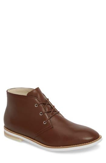 Calvin Klein Albe Chukka Boot, Brown