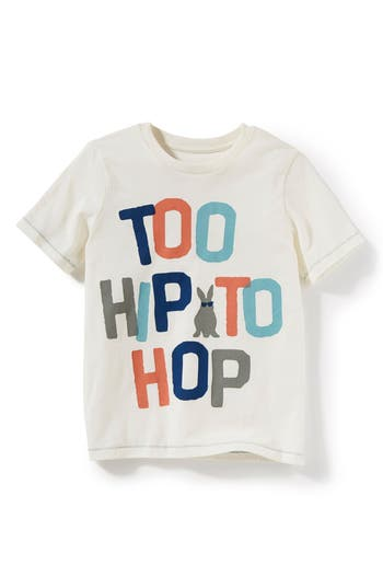 Boys Peek Too Hip To Hop Graphic TShirt