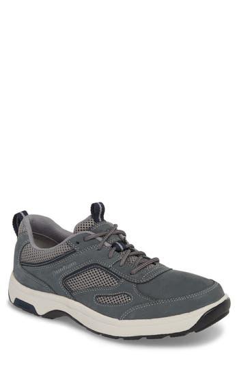 Dunham 8000 Uball Sneaker, EEEE - Grey