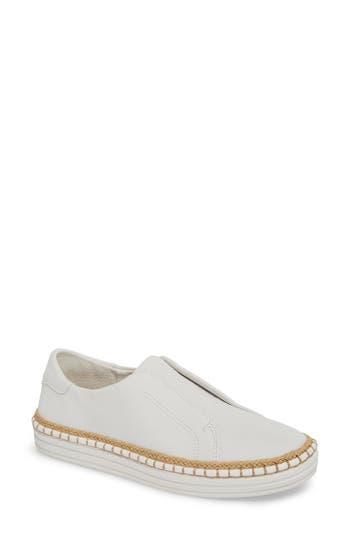 Jslides Karla Sneaker, White