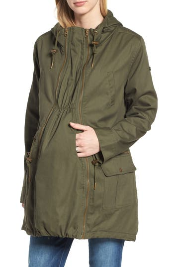 Modern Eternity Convertible Military 3-in-1 Maternity/Nursing Jacket