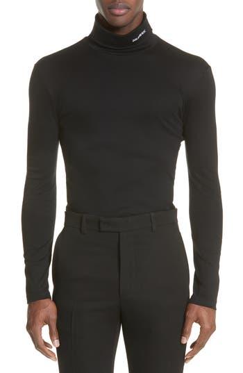 Men's Calvin Klein 205W39Nyc Jersey Turtleneck T-Shirt