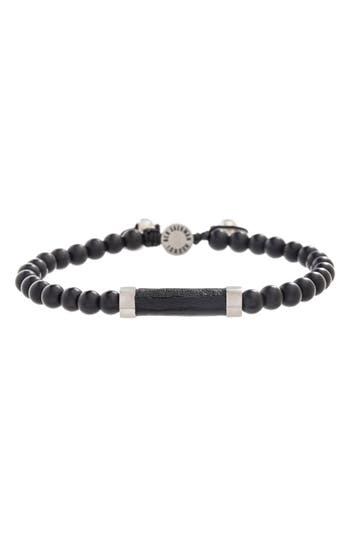Ben Sherman Stone Bead Bracelet